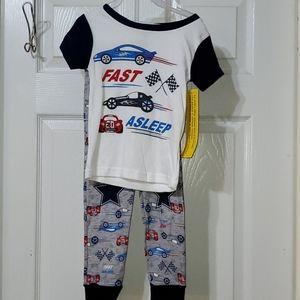 Size 7 boys pajamas